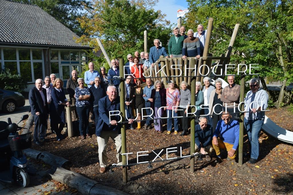 Ruim 60 jaar breed onderwijs op Texel