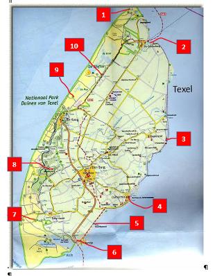 Tour de Texel