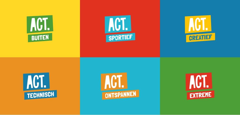 ACT. activiteiten kerstvakantie