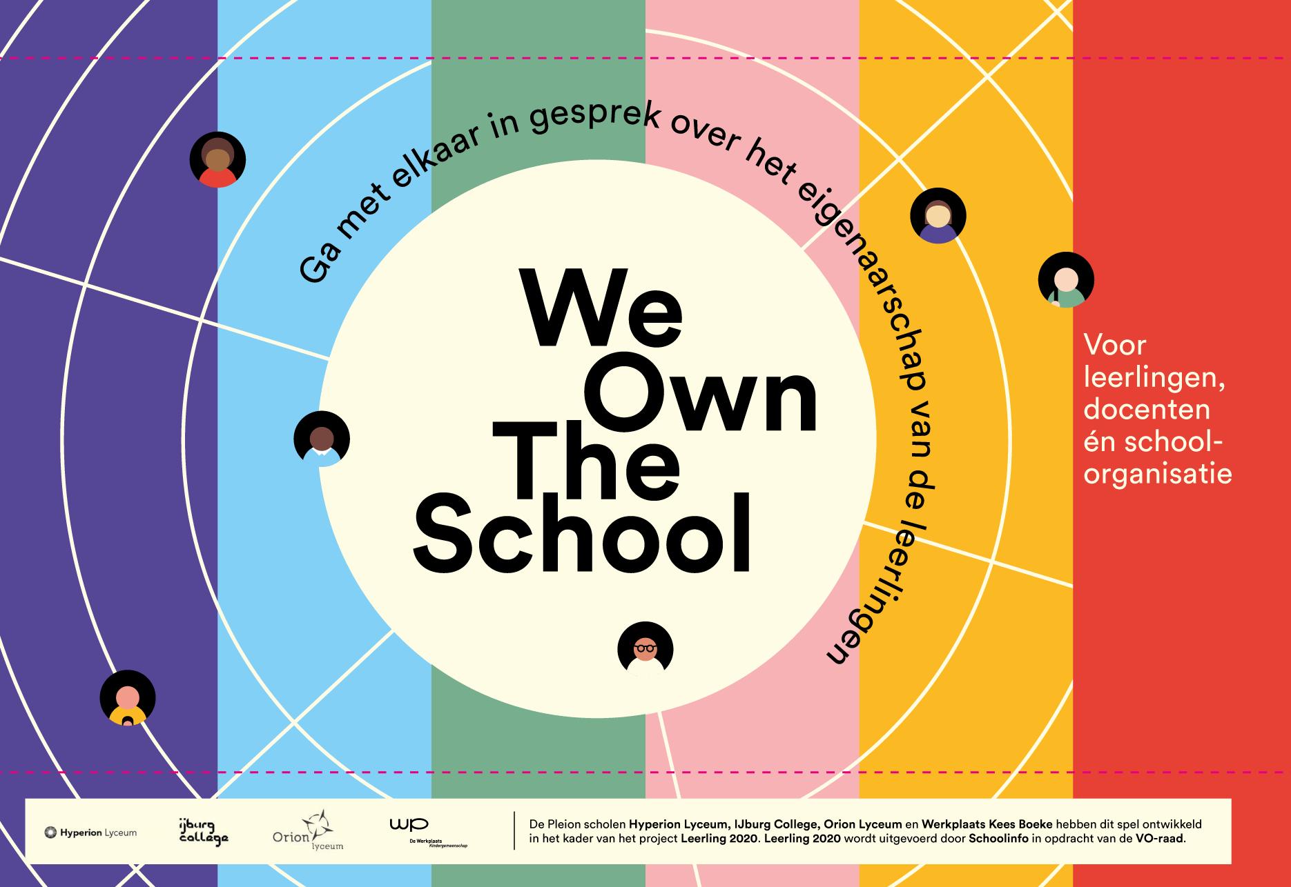 Ouders en leerlingen gevraagd