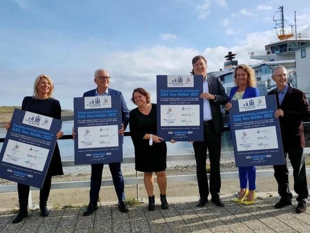 OSG doet mee aan Sail Den Helder